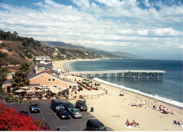 Paradise Cove Beach Cafe Rockford Files