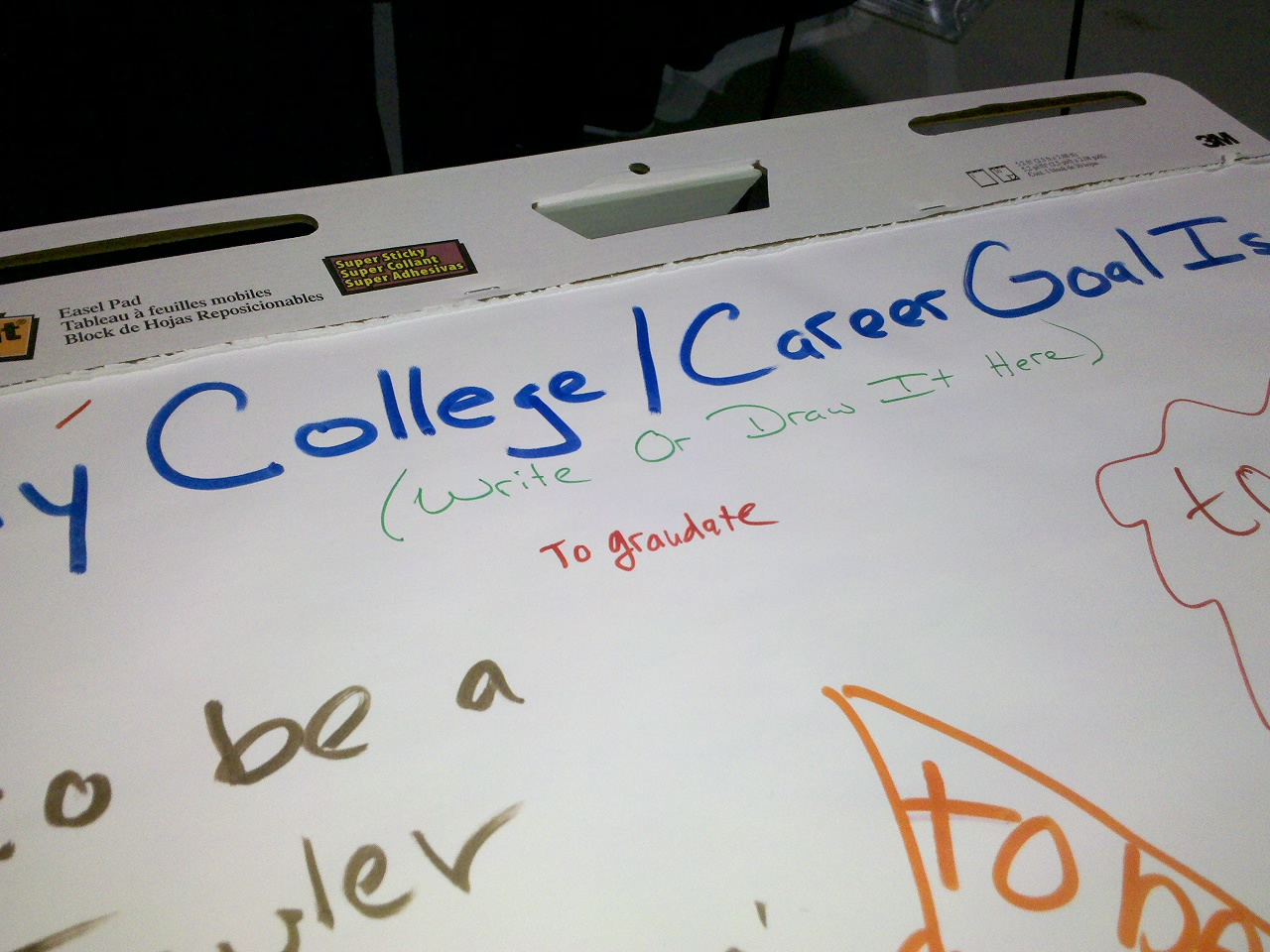 career and college goals Attending college should be a life changing experience that prepares  goal  setting will be a key factor in your future career success as well.