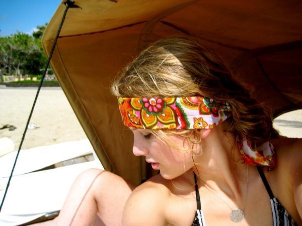 Taylor Swift in Hawaii.
