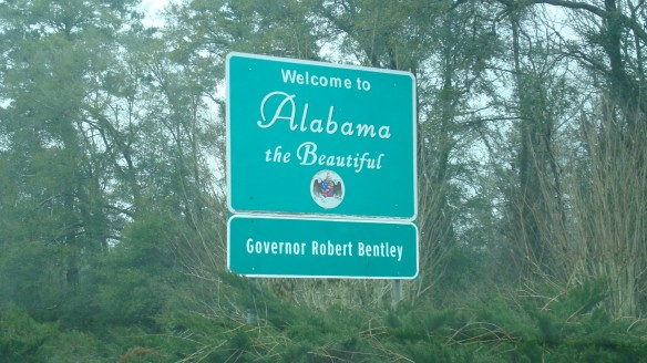 Alabama the Beautiful.