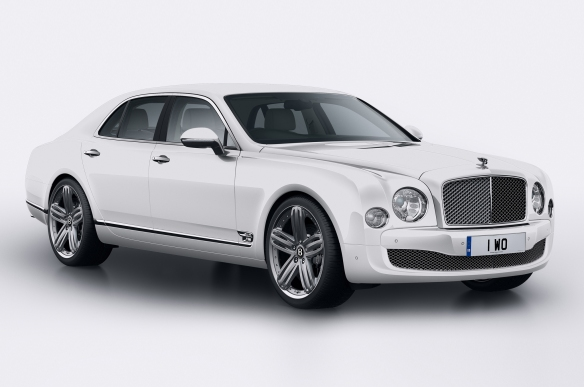 Bently-Mulsanne-Speed-white-on-white