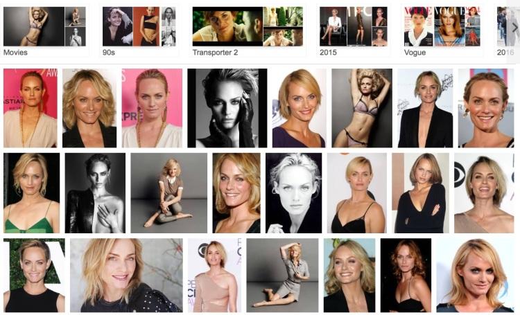 Amber Valleta Google